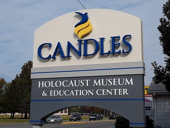 ‪Candles Holocaust Museum‬