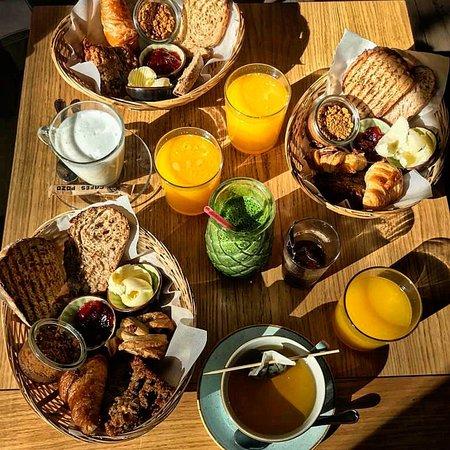 Mejor plan de domingo: un rico brunch