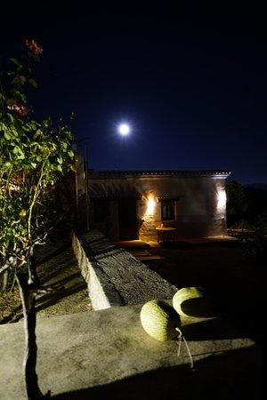 San Carlos, Spain: Es Mirador de Can Prats a la luz de la luna 2