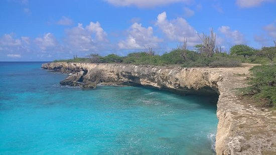 Bonaire National Marine Park: The north end of the island