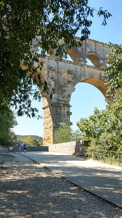 Pont du Gard : View