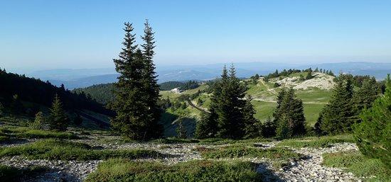 Station de Ski de Montagne de Lure