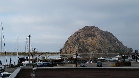 Bayfront Inn: Morro Rock