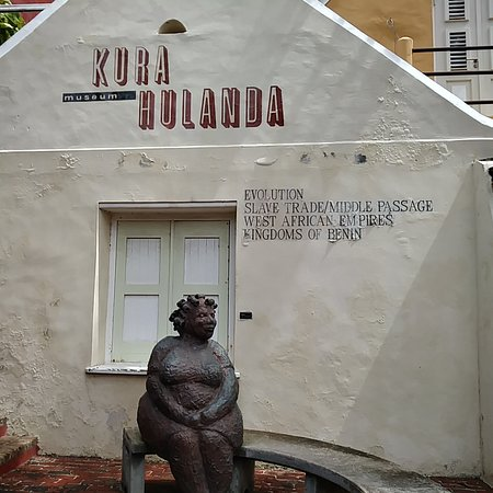 Display outside the museum