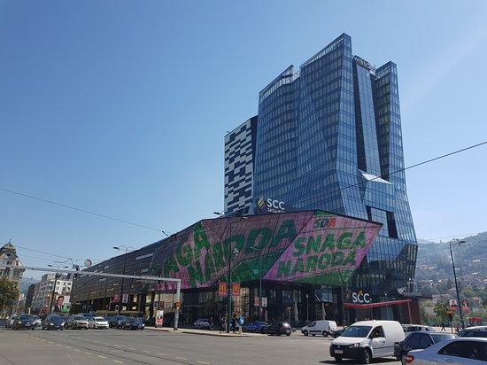 Sarajevo City Center, Vrbanja 1, Sarajevo, Federacija Bosne i Hercegovine, Bosna i Hercegovina