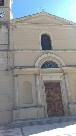 Selargius, Italia: Chiesa parrocchiale Beata Vergine Assunta facciata
