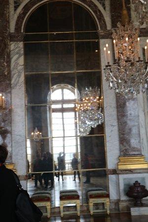 Visite guidée à Versailles et accès prioritaire avec transfert depuis l'hôtel au départ de Paris : Galleries5