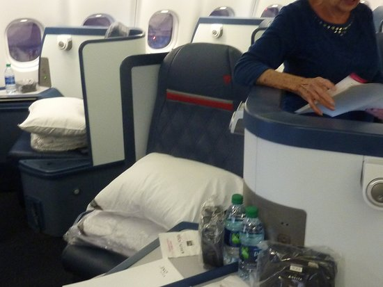 Delta Air Lines : Business Class