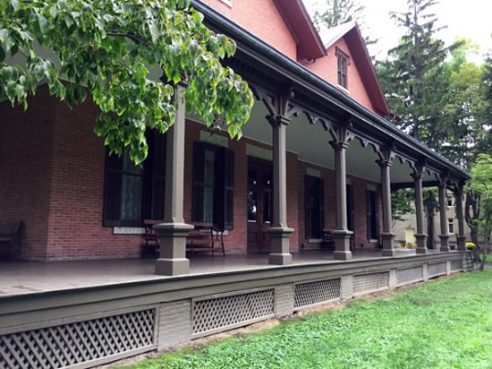 Rutherford B. Hayes Presidential Library & Museums: R. B. Hayes Home
