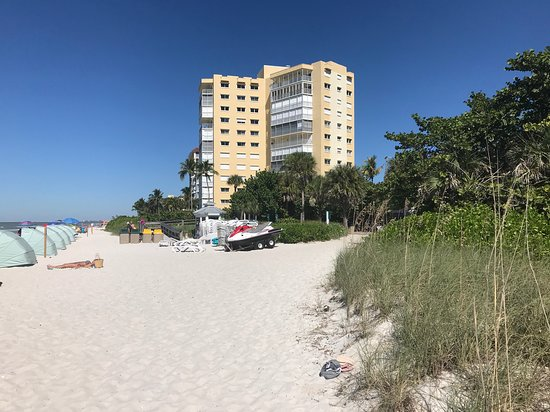 Vanderbilt Beach, Floryda: Canopies for rental