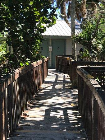 Vanderbilt Beach, Φλόριντα: Restroom facilities