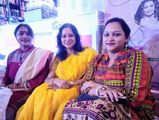 Udaipur, Ινδία: Family memberd