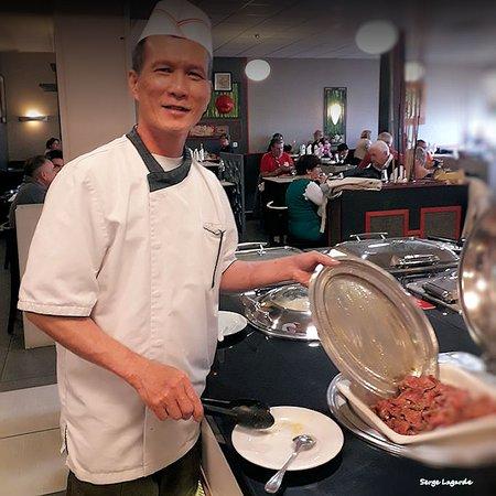 Roques, Francja: cuisinier et vision de la salle