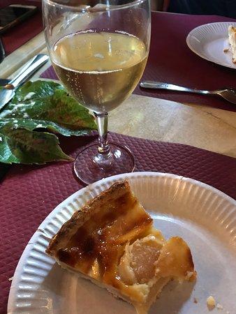 Billets coupe-file: excursion dégustation de vins d'une journée dans les châteaux de la vallée de la Loire, Chambord et Chenonceau au départ de Paris : Dessert