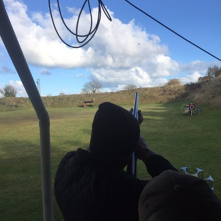 Excellent shooting delight