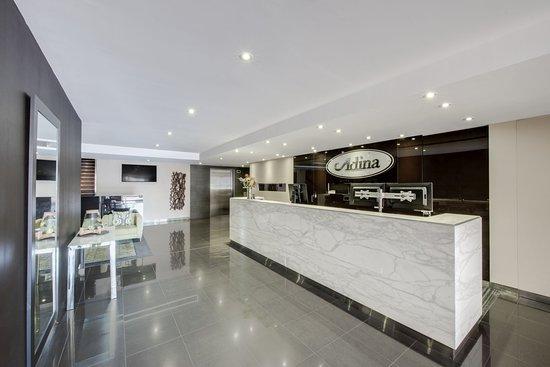 One Bedroom Apartment, Living room - Photo de Adina Apartment Hotel Wollongong, Wollongong