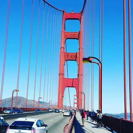 The most important attraction of San Francisco 👍