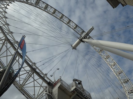London Eye : The eye