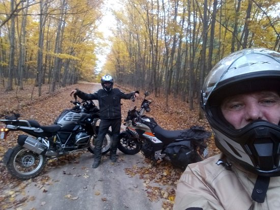Smart Riding Adventures: was lucky to get some lessons one on one