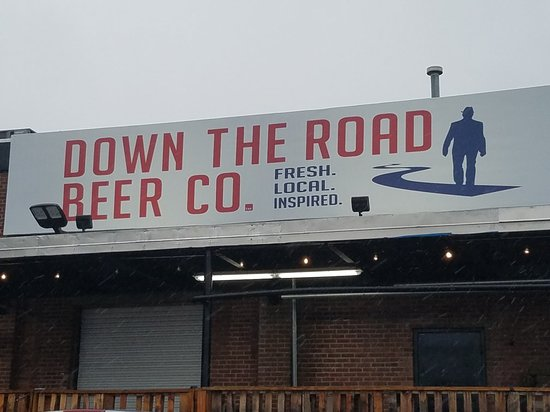 Image result for down the road beer co