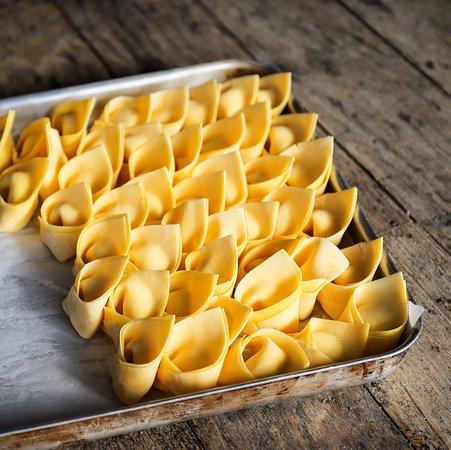 McCrae, Australien: Handmade Tortelloni