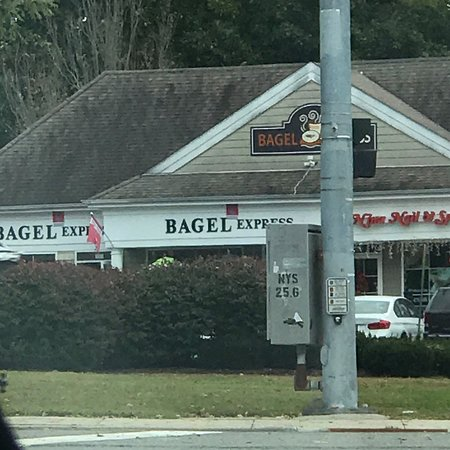 East Setauket, NY: Fratelli's Bagel Express