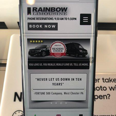 1 200 limousiner pa klimatmotet