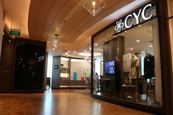 ‪CYC Made To Measure: Best Tailor in Singapore‬