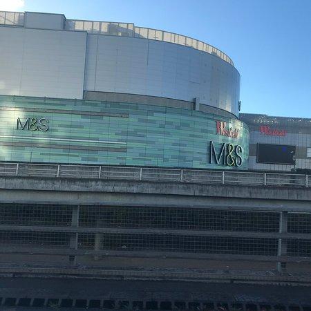 Amazing shopping mall