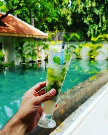Magnifique hotel dans la tumulte de phnom penh!