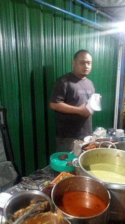 Wonogiri, إندونيسيا: Warung Gudeg Bu Saman