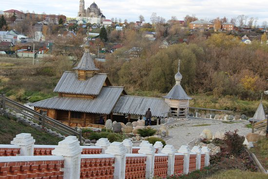 Borovsk, Russland: Святой источник Покрова