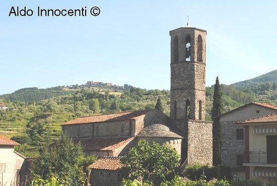 Minucciano, Italia: Pieve di San Lorenzo