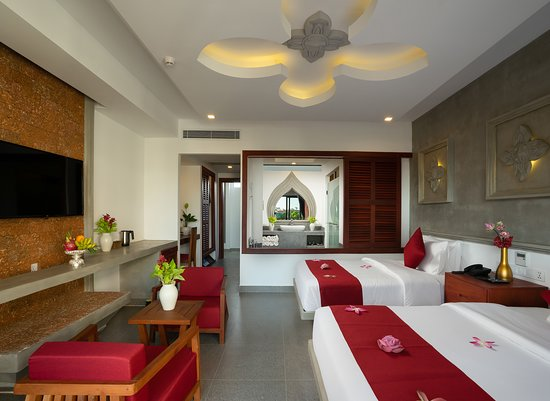 Khmer Mansion Residence: Twin Deluxe