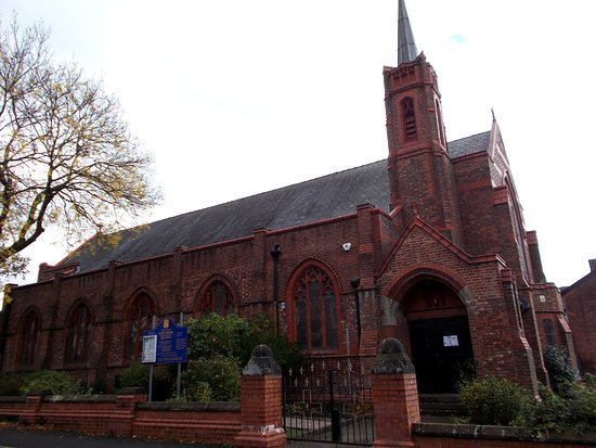 St Hilda's Church, Prestwich