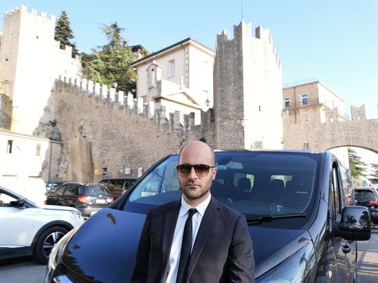 Marco Codoni Servizio Noleggio con Conducente Chauffeur