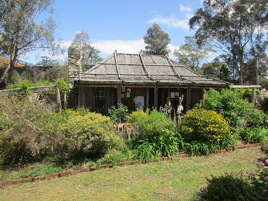 Orbost, Australia: The Slab Hut