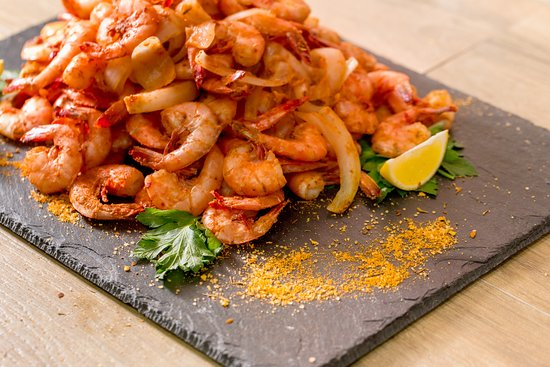 Rosedale, MD: Steamed Shrimp with our Little Lou's Seasoning
