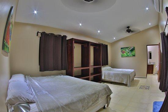 Tola, Nicaragua: Bedrooms