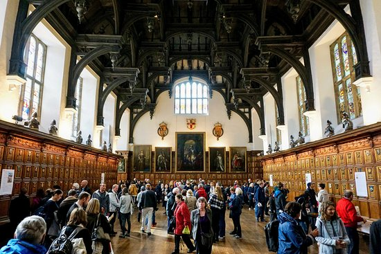 Interior of Middle Temple Hall