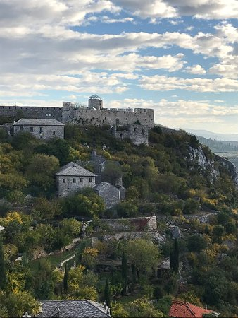 Pocitelj, Bosnia-Hercegovina: At the summit