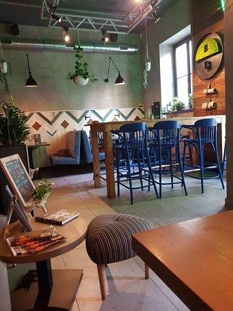 supersüßes Cafe mit Klasse Service