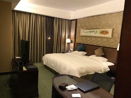 Rudong County, China: Landison Hotel Nantong