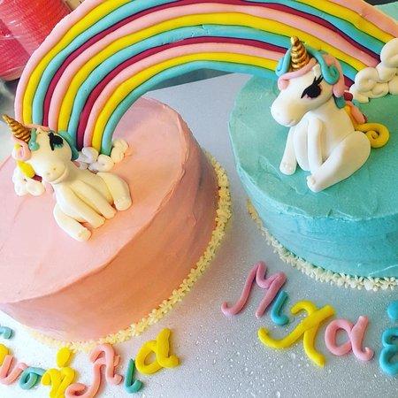 Chaidari, กรีซ: Special Birthday cakes