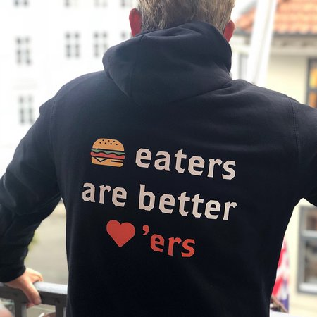 Hungry Dane: Burger-Eaters are better Lovers