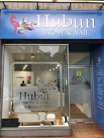 Hubun Brow & Nail
