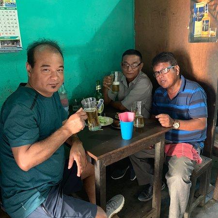 Biratnagar, Νεπάλ: Ram Dai Ko Machha Pasal