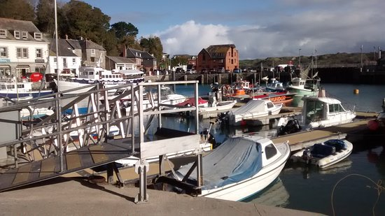Padstow Harbour Photo
