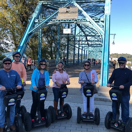 ‪Chattanooga Segway & Bike - Tours & Rentals‬