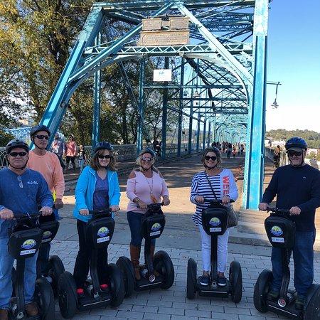 Chattanooga Segway & Bike - Tours & Rentals